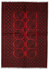 Afghan Matto 163X236 Itämainen Käsinsolmittu (Villa, Afganistan)