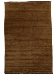 Handloom Fringes - Ruskea Matto 200X300 Moderni Ruskea (Villa, Intia)