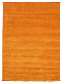 Handloom Fringes - Oranssi Matto 140X200 Moderni Oranssi/Vaaleanruskea (Villa, Intia)