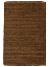 Handloom Fringes - Ruskea Matto 140X200 Moderni Ruskea (Villa, Intia)