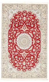 Nain 6La Habibian Matto 118X193 Itämainen Käsinsolmittu (Villa/Silkki, Persia/Iran)