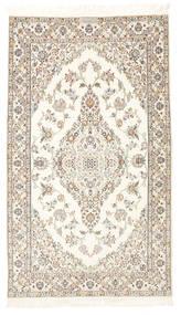 Nain 6La Habibian Matto 103X177 Itämainen Käsinsolmittu Beige/Vaaleanharmaa (Villa/Silkki, Persia/Iran)