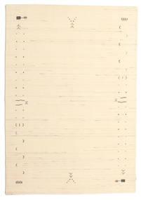 Gabbeh Loom Frame - Valkea Matto 160X230 Moderni Beige/Tummanbeige (Villa, Intia)