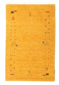 Gabbeh Loom Frame - Keltainen Matto 100X160 Moderni Keltainen/Oranssi (Villa, Intia)