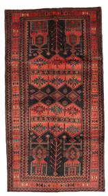Kurdi Matto 147X275 Itämainen Käsinsolmittu (Villa, Persia/Iran)
