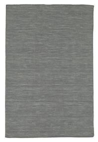 Kelim Loom - Tummanharmaa Matto 120X180 Moderni Käsinkudottu Tummanvihreä/Vaaleanharmaa (Villa, Intia)