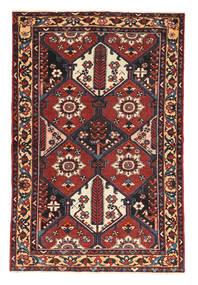 Bakhtiar Patina Matto 135X210 Itämainen Käsinsolmittu (Villa, Persia/Iran)