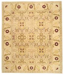 Egypt Matto 300X357 Itämainen Käsinsolmittu Tummanbeige/Vaaleanruskea Isot (Villa, Egypti)