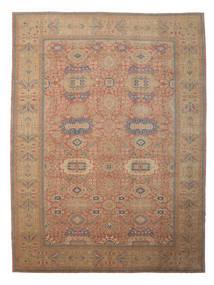 Egypt Matto 418X559 Itämainen Käsinsolmittu Ruskea/Tummanpunainen Isot (Villa, Egypti)