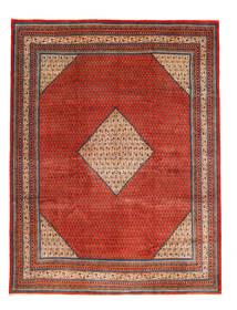 Sarough Mir Matto 280X385 Itämainen Käsinsolmittu Ruoste/Tummanpunainen Isot (Villa, Persia/Iran)