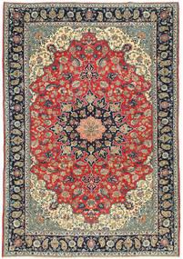 Najafabad Patina Matto 265X380 Itämainen Käsinsolmittu Vaaleanharmaa/Musta Isot (Villa, Persia/Iran)