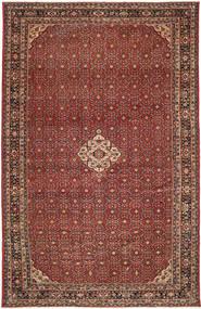 Hosseinabad Patina Matto 323X505 Itämainen Käsinsolmittu Tummanpunainen/Tummanruskea Isot (Villa, Persia/Iran)