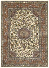 Kashmar Patina Matto 245X343 Itämainen Käsinsolmittu Tummanharmaa/Ruskea (Villa, Persia/Iran)