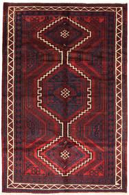 Lori Matto 163X248 Itämainen Käsinsolmittu Tummanpunainen/Tummanruskea (Villa, Persia/Iran)