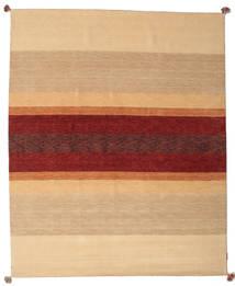 Loribaf Loom Matto 172X241 Moderni Käsinsolmittu Tummanbeige/Tummanpunainen (Villa, Intia)