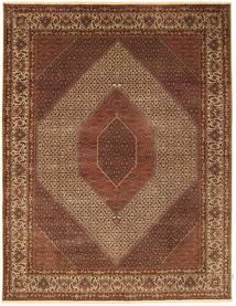 Bidjar Takab/Bukan Matto 301X396 Itämainen Käsinsolmittu Ruskea/Tummanruskea Isot (Villa, Persia/Iran)