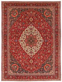 Bakhtiar Matto 304X406 Itämainen Käsinsolmittu Tummanpunainen/Ruoste Isot (Villa, Persia/Iran)