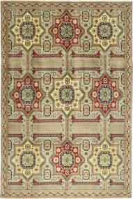 Tabriz Patina Matto 225X335 Itämainen Käsinsolmittu (Villa, Persia/Iran)