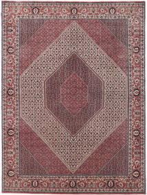 Bidjar Takab/Bukan Matto 250X337 Itämainen Käsinsolmittu Tummanruskea/Vaaleanvioletti Isot (Villa, Persia/Iran)