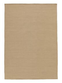 Kelim Loom - Beige Matto 300X400 Moderni Käsinkudottu Vaaleanruskea/Beige Isot (Villa, Intia)
