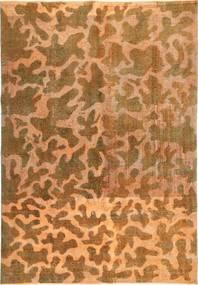 Colored Vintage Matto 195X285 Moderni Käsinsolmittu Ruskea/Vaaleanruskea (Villa, Persia/Iran)