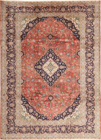 Keshan Matto 250X345 Itämainen Käsinsolmittu Vaaleanruskea/Ruoste Isot (Villa, Persia/Iran)