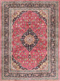 Kashmar Matto 248X340 Itämainen Käsinsolmittu Ruoste/Tummanruskea (Villa, Persia/Iran)