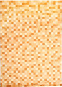 Himalaya Matto 221X316 Moderni Käsinsolmittu Oranssi/Ruoste ( Intia)