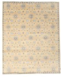 Himalaya Matto 234X295 Moderni Käsinsolmittu Beige/Vaaleanharmaa (Villa, Intia)
