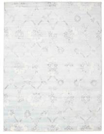 Himalaya Matto 235X312 Moderni Käsinsolmittu Valkoinen/Creme ( Intia)