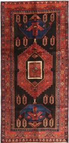 Koliai Matto 135X290 Itämainen Käsinsolmittu Tummanpunainen/Musta (Villa, Persia/Iran)