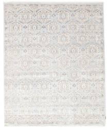 Himalaya Matto 242X297 Moderni Käsinsolmittu Vaaleanharmaa/Valkoinen/Creme ( Intia)