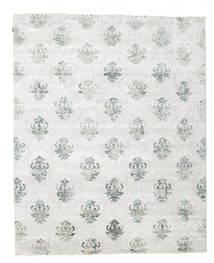 Himalaya Matto 245X301 Moderni Käsinsolmittu Vaaleanharmaa/Valkoinen/Creme ( Intia)
