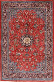 Mahal Matto 210X320 Itämainen Käsinsolmittu Tummanpunainen/Ruoste (Villa, Persia/Iran)