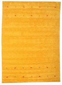 Gabbeh Loom Two Lines - Keltainen Matto 240X340 Moderni Oranssi/Keltainen (Villa, Intia)