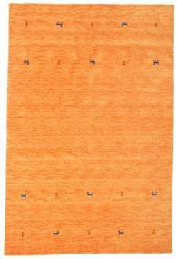 Gabbeh Loom Two Lines - Oranssi Matto 190X290 Moderni Oranssi (Villa, Intia)