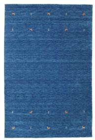 Gabbeh Loom Two Lines - Sininen Matto 190X290 Moderni Tummansininen/Sininen (Villa, Intia)