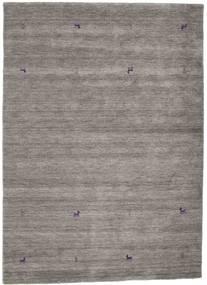 Gabbeh Loom Two Lines - Harmaa Matto 160X230 Moderni Vaaleanharmaa/Tummanharmaa (Villa, Intia)