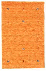 Gabbeh Loom Two Lines - Oranssi Matto 100X160 Moderni Oranssi (Villa, Intia)