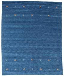 Gabbeh Loom Two Lines - Sininen Matto 240X290 Moderni Tummansininen/Sininen (Villa, Intia)