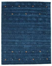Gabbeh Loom Two Lines - Tummansininen Matto 240X290 Moderni Tummansininen (Villa, Intia)