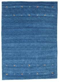 Gabbeh Loom Two Lines - Sininen Matto 240X340 Moderni Sininen/Tummansininen (Villa, Intia)