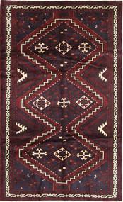Lori Matto 175X293 Itämainen Käsinsolmittu Tummanpunainen (Villa, Persia/Iran)