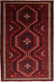 Lori Matto 174X267 Itämainen Käsinsolmittu Tummanpunainen/Punainen (Villa, Persia/Iran)