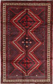 Lori Matto 178X283 Itämainen Käsinsolmittu Tummanpunainen/Tummanruskea (Villa, Persia/Iran)