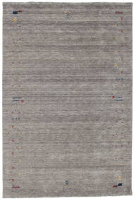 Gabbeh Loom Frame - Harmaa Matto 190X290 Moderni Vaaleanharmaa/Tummanharmaa (Villa, Intia)