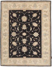 Ziegler Matto 149X194 Itämainen Käsinsolmittu Beige/Musta (Villa, Pakistan)