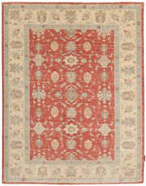 Ziegler Matto 153X195 Itämainen Käsinsolmittu Vaaleanruskea/Ruoste (Villa, Pakistan)