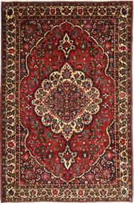 Bakhtiar Matto 215X330 Itämainen Käsinsolmittu Tummanpunainen/Tummanruskea (Villa, Persia/Iran)