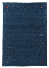 Gabbeh Loom Frame - Tummansininen Matto 160X230 Moderni Tummansininen (Villa, Intia)